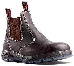 Redback Boots Med Stålhätta
